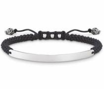 Armband 'Totenkopf LBA0069-889-11-L19v'