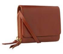 Umhängetasche 'Raf Miniature bag' braun