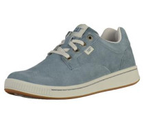 Sneaker blue denim / grau