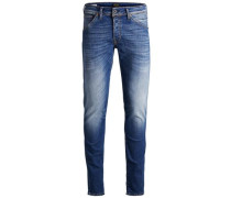 Slim Fit Jeans 'glenn FOX BL 763 50Sps' blau