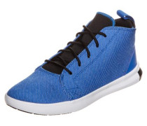 'Chuck Taylor All Star Easy Ride Mid' Sneaker blau / weiß