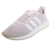 Sneaker 'Flashback' taupe / flieder