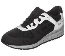Gel-Lyte III NS Sneaker schwarz