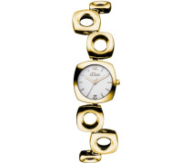 Armbanduhr »So-3008-Mq« gold