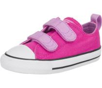 'Chuck Taylor All Star 2V OX' Sneaker pink