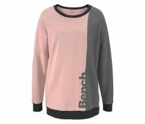 Sweater grau / rosa