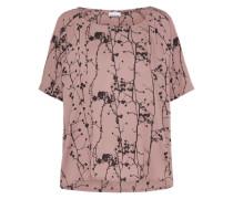 Shirt 'magic' rosé / schwarz