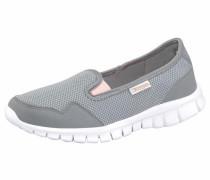 Sneaker »Gomera« grau / rosa / weiß