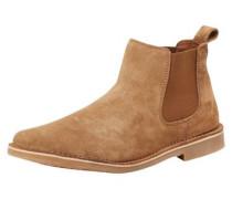 Klassischer Stiefel braun