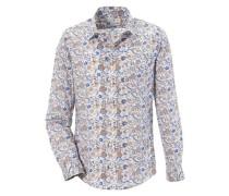 Trachtenhemd im Paisley-Dessin