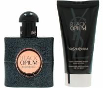 'Black Opium' Duftset (2 tlg.) rosegold / schwarz