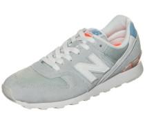 'wr996-Osc-D' Sneaker Damen hellblau / grau