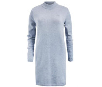 Kleid Velia hellblau / grau