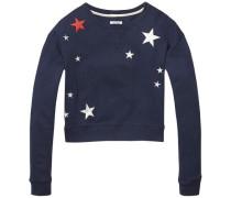 Sweatshirt ´thdw CN Hknit L/S 33´ dunkelblau