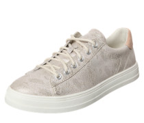 'Sidney' Sneakers puder / silber