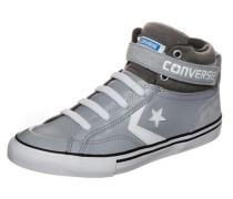 Pro Blaze Strap High Sneaker Kinder grau