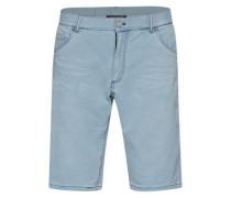 Jeans Shorts 'Hank' hellblau