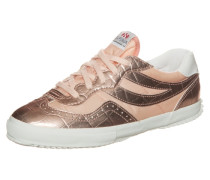 """Sneaker """"2832 Metcrow"""" gold"""