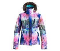 Snow Jacke »Jet Ski Premium« mischfarben / pink