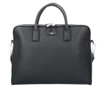 Traveller Businesstasche Leder 39 cm Laptopfach