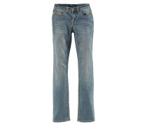 Gerade Jeans himmelblau