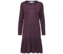 Peplum-Kleid mit langen Ärmeln