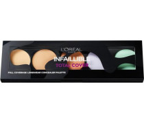 'Infaillible Total Cover Palette' Concealer mischfarben