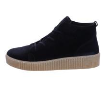 Sneakers ecru / nachtblau