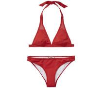 Bikini 'Solid mixing bikini 3' rot