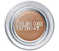 'Eyestudio Color Tattoo 24H' Creme-Gel-Lidschatten bronze