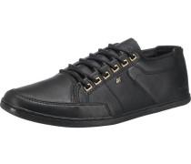 Sneaker 'Sparko ICN Lea' schwarz