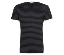 Striped Shirt 'shdmonte' blau