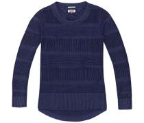 "Pullover ""thdw CN Sweater L/S 34"" blau"