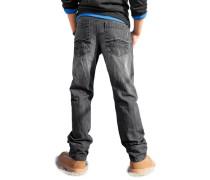 ARIZONA Arizona Jeans Regular-fit, für Jungen schwarz
