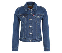 Jeansjacke 'Origianal Trucker' blue denim