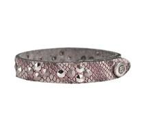 Armband Leder 205 cm pink