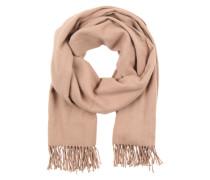 Schal mit Wolle 'Vimasu' braun