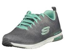 Sneaker grau / mint