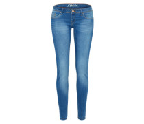 'Coral' Jeans blue denim