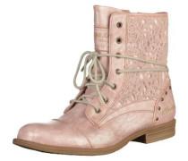 Stiefelette pink
