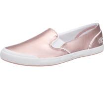 'Lancelle' Slip On Sneakers rosa