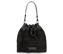 Ledertasche Vintage Velvet schwarz