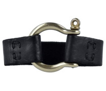 'Bracciali' Armband Leder 22 cm
