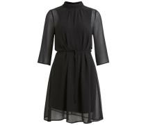 Feminines Kleid schwarz