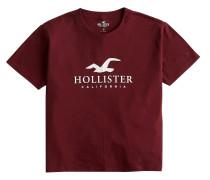 Shirt 'Timeless' burgunder