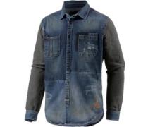 VSCT VSCT Jeansjacke Herren blau