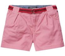 Shorts »Sunset Twill Short« hellpink