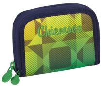 Sport 15 Twin Zip Wallet Geldbörse 115 cm gelb / grün