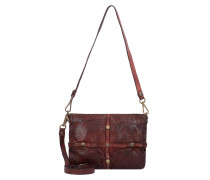 Mini Bag Schutertasche 'Tracolla' Leder 20 cm