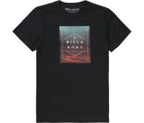 T-Shirt 'keeper' schwarz